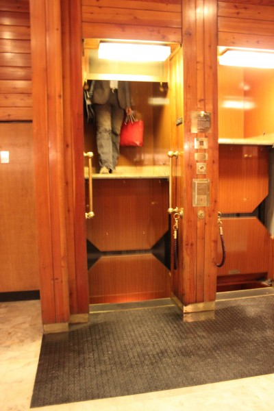Weird elevators real housewife of belgrade for Diy home elevators